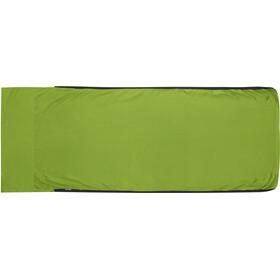 Sea to Summit Premium Silk Stretch Liner - Traveller green